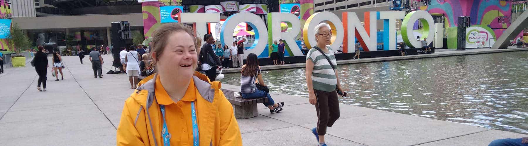 Addus Participant at ParaPan Am Toronto