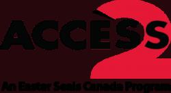Access 2 Entertainment Card Logo