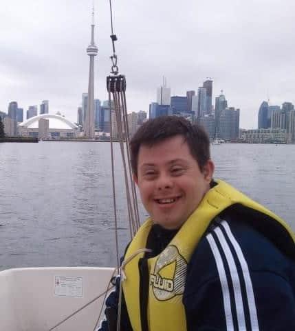 Addus Participant Sailing Image VISA Page