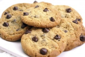 Addus Catering Chocolate Chip Cookies