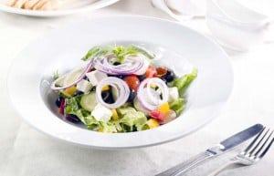 Addus Catering Greek Salad