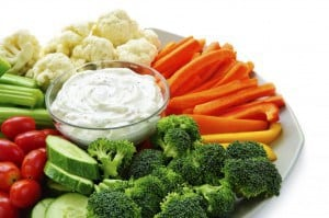 Addus Catering Vegetable Tray