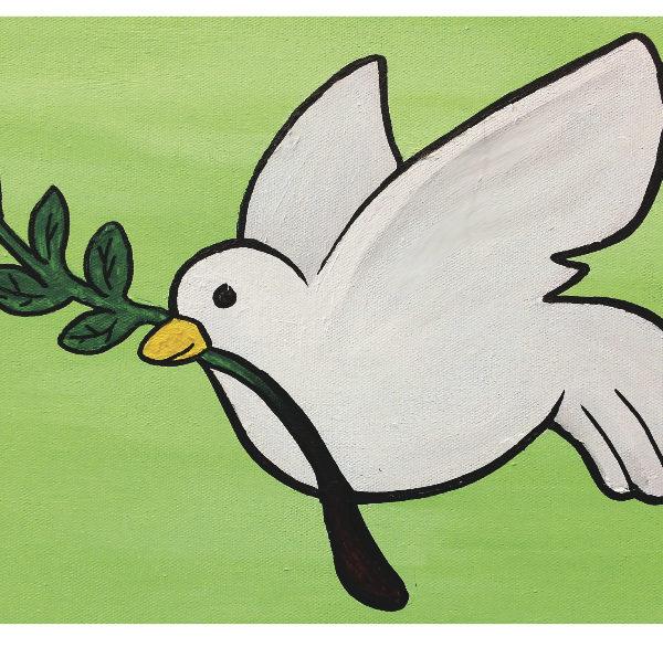 Card - Dove - Andrea F