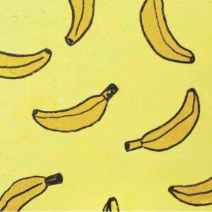 Greeting Card - Bananas - ML